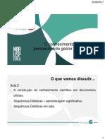 Conhecimento Cientifico II.pdf