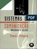 Sistemas de Comunicação- Analógicos e Digitais - Simon Haykin - 4ª Ed - Blog - Conhecimentovaleouro.blogspot.com.