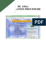 DL AMXX_ Installation Procedure