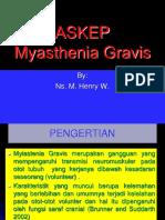 Askep Myastenia Gravis