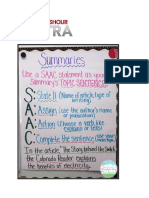 summary strategies for inb