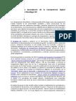 Equivalencia Descriptores Competencia Digital DecalogoCI2 2016