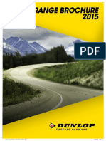Dunlop Range Brochure 2015 ENG