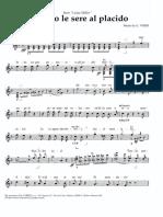 G. Verdi - Quando Le Sere Al Placido - Luisa Miller