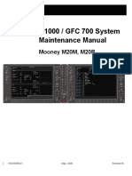 G1000-Mooney G1000 GFC700SystemMaintenanceManual