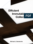 Phd Thesis Efficient Immutable Collections