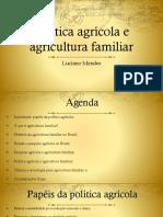 Aula Luciano Agricultura Familiar