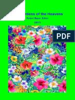 Robert Bayer Editor Gardens of the Heavens