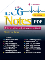 ECG Notes Interpretation and Management