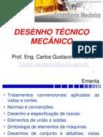 desenho tecnico Aula1 Revisão e Normas