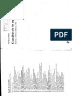 7. Los elementos del análisis (P. Pavis)
