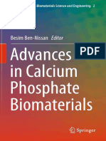 (Springer Series in Biomaterials Science and Engineering, Volume 2, 2014) Besim Ben-Nissan (Editor)-Advances in Calcium Phosphate Biomaterials-Springer (2014)