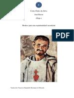Medios Para Una Espiritualidad Presbiteral Celso Pedro Da SILVA y José BIZON Español (1)