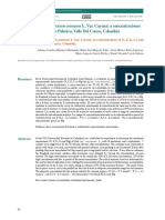 Respuesta Del Ají (Capsicumannuum L. Var. Cayena) a Concentraciones de N, P, K, CA y Mg en Palmira,Valle Del Cauca, Colombia (40-48)