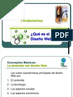 Fundamentos Diseño WEB