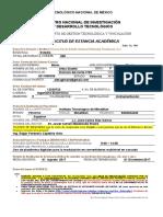 Formato Solicitud Estancia_2017 - Documentos de Google