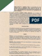 CONVOCATORIA PÚBLICA Y ABIERTA PARA LA ELECCIÓN DE REPRESENTANTES DE LA SOCIEDAD CIVIL (SIPINNA)