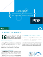 Case Book - Esade 2011