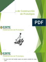 (2) Principios de Construcción de Prototipos