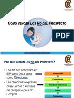 Como vencer Los No del Cliente.pdf