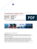 LTE Optimization Handbook