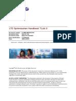 LTE Optimization Handbook