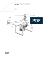 Manual de Usuario Phantom 4 Pro y Pro Plus