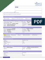Application for License (2)