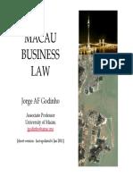 Business Law Slides Jan 2012 - 1-351 v2