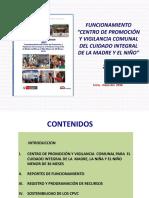 PPT Criterios Tecnicos MINSA - Func CPVC 2016expo
