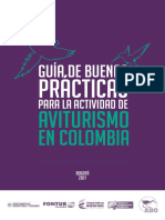 Guia Aviturismo Colombia