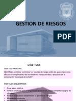 GestionDeRiesgos-MDV Taller 1