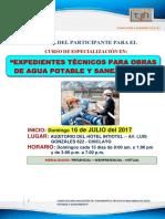 Brochure Expedientes Técnicos de Agua Potable y Saneamiento (1)
