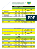 Ranking Estadual 2017 - Máster