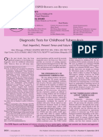Diagnostic Tests for Childhood Tuberculosis. PIDJ2015 ARTICULO 2