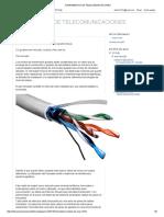 Fundamentos de Telecomunicaciones_ Unidad 2 Medios de Transmisión y Sus Caracteristicas