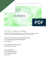 Lecture 210 - MYSQL FURTHER READING.pdf