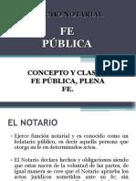 7- LA FE PUBLICA.pptx