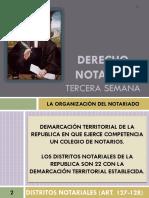 Organización Del Notariado Peruano