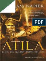 Atila 01 Atila El Fin Del Mundo Vendra d - William Napier