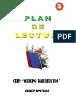 Plan de Lectura