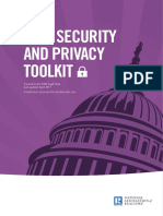 Data Privacy and Security Toolkit
