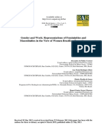Carrieri Et Al. - 2013 - Gender and Work Representations of Femininities and Masculinities in the View of Women Brazilian Executives