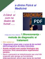 Relatia Dintre Fizica Si Medicina