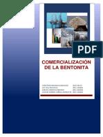 Comercializacion de La Bentonita