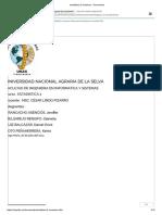 Estadistica 2 Muestreo - Documents