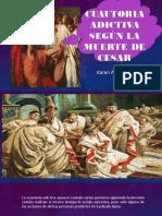 la muerte de cesar cuaoutoria.pptx