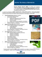 Prismark Electronic Materials Reporter