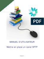Manuel d Utilisateur Sftp F