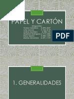 Grupo #5 Papel y Cartón